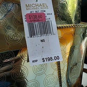 Upscale Michael Kors purse